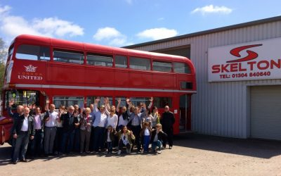Skelton Group Goes On Tour…