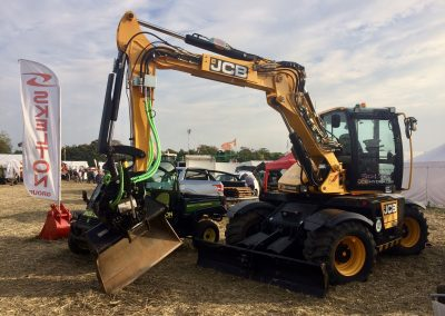 New JCB Hydradig, call to enquire about our new additions!